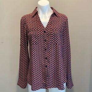 EXPRESS - Red Heart Portofino Shirt